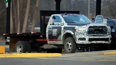 Photo of SPIED: 2019 Ram 5500 Tradesman Chassis Cab: