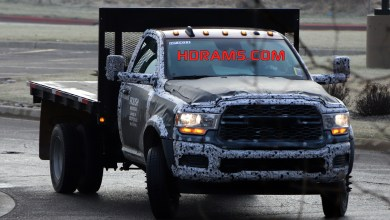 Photo of Ram To Show New Heavy Duty Chassis Cab In Chicago: