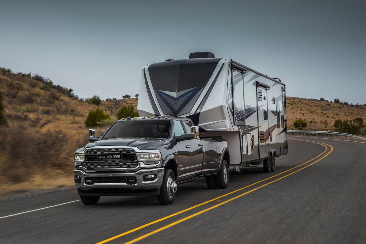 here is your 2019 ram heavy duty features guide and towing chart