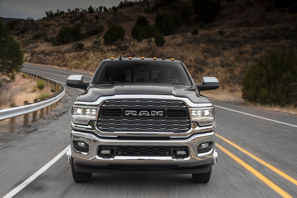 Video: We Check out the 2019 Ram 3500 Mega Cab Limited Dually
