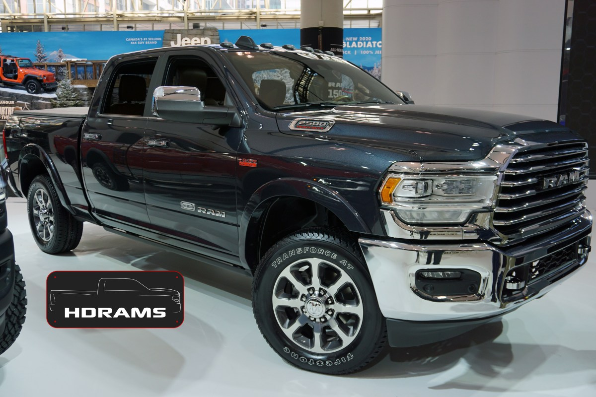 VIDEO: In depth with the 2019 Ram HDs at the Canadian International Autoshow
