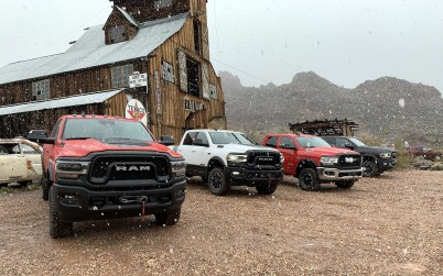 2019 Ram 2500 Power Wagon Family. (HDRams).