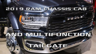 Photo of VIDEO: 2019 Ram Chassis Cabs At The Chicago Autoshow: