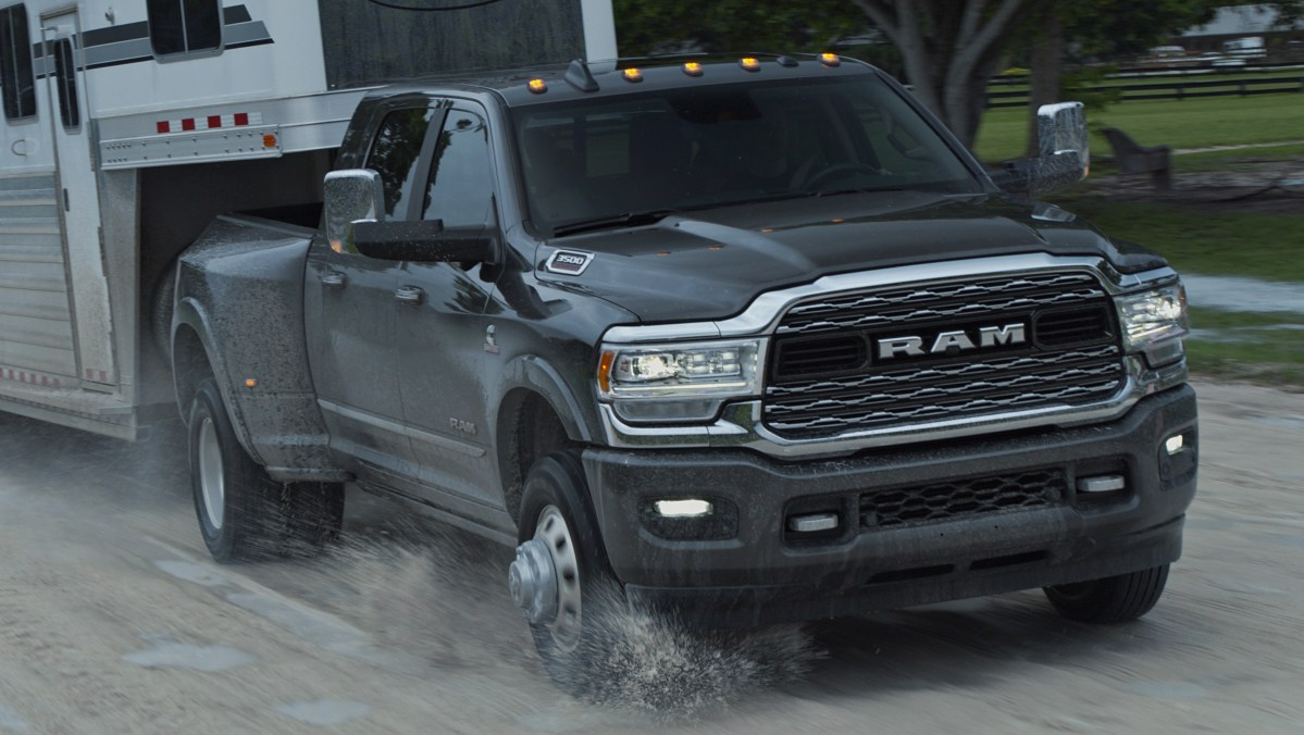 "Ram Launches New ""On To Bigger Things"" Campaign:"