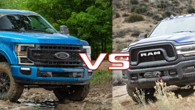 Photo of Competition: Ford Super Duty Tremor VS Ram Power Wagon: