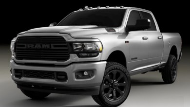 Photo of Ram Heavy Duty Gets The Night Edition Treatment: