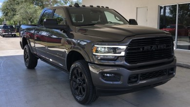 Photo of Where Is The 2019 Ram 3500 Night Edition?