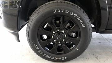 2020 Ram 2500 Limited Black Crew Cab 4x4. (University Dodge).