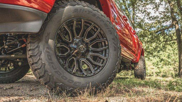 Rocky Ridge's 2020 Ram 2500 K2 Special Edition. (Rocky Ridge).