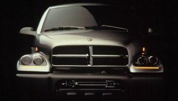 1999 Dodge Power Wagon Concept. (Ram).