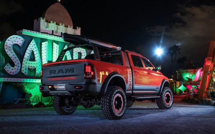 2016 Ram Macho Power Wagon Concept. (Ram).