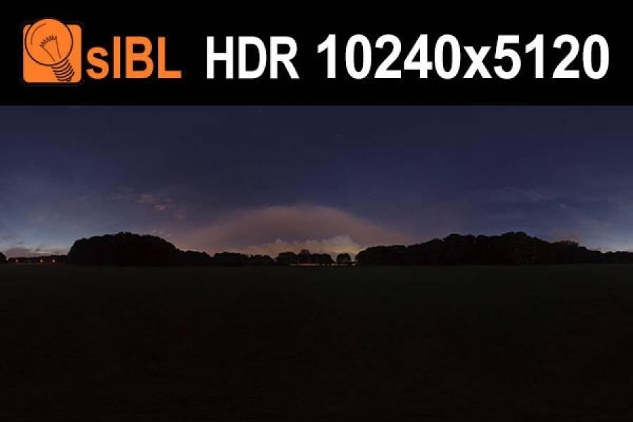 hdr 122 night sky
