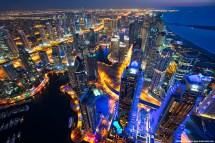 Dubai Marina - Hdrshooter