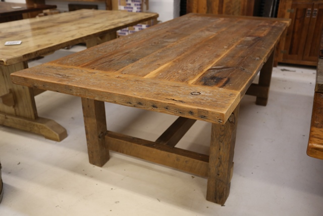 Mennonite Table And Chairs