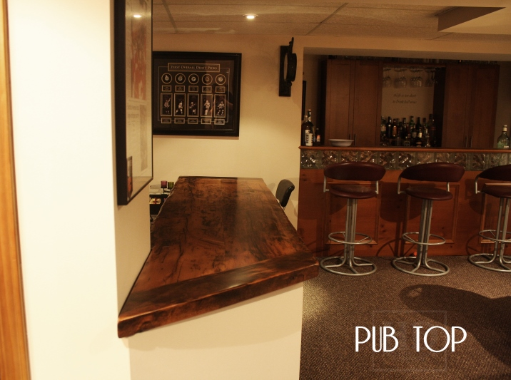 kitchen islands with seating for 2 kraftmaid kitchens reclaimed wood bar & island tops | hd threshing ...