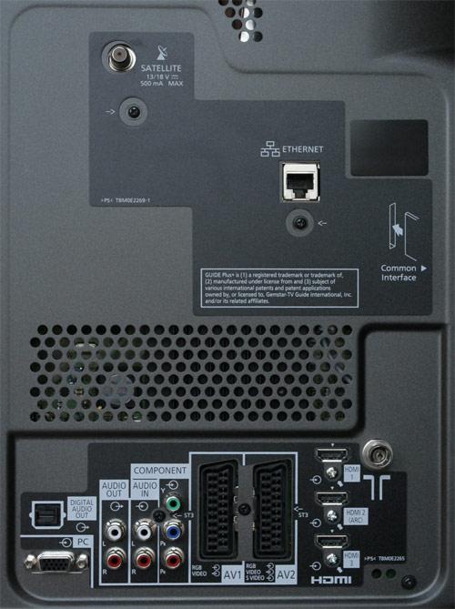 Panasonic Tx P42g20 Tx P42g20b Txp42g20 Review Freeview Hd Tv