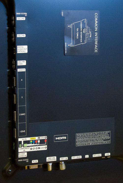 Samsung UE55D8000/ UE46D8000 (D8000) 3D LED TV Review
