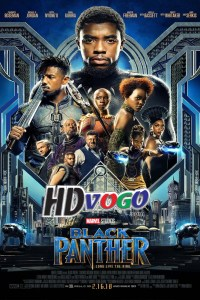 Black Panther 2018 in HD English Full Movie