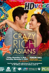 Crazy Rich Asians 2018 in HD English Full Movie
