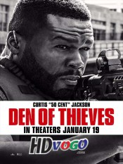 Den of Thieves 2018 in HD English Full Movie
