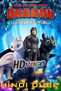How To Train Your Dragon The Hidden World 2019 in HD Hindi Full Movie