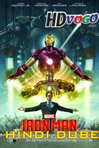 Iron Man 2008 in HD Hindi Full Movie