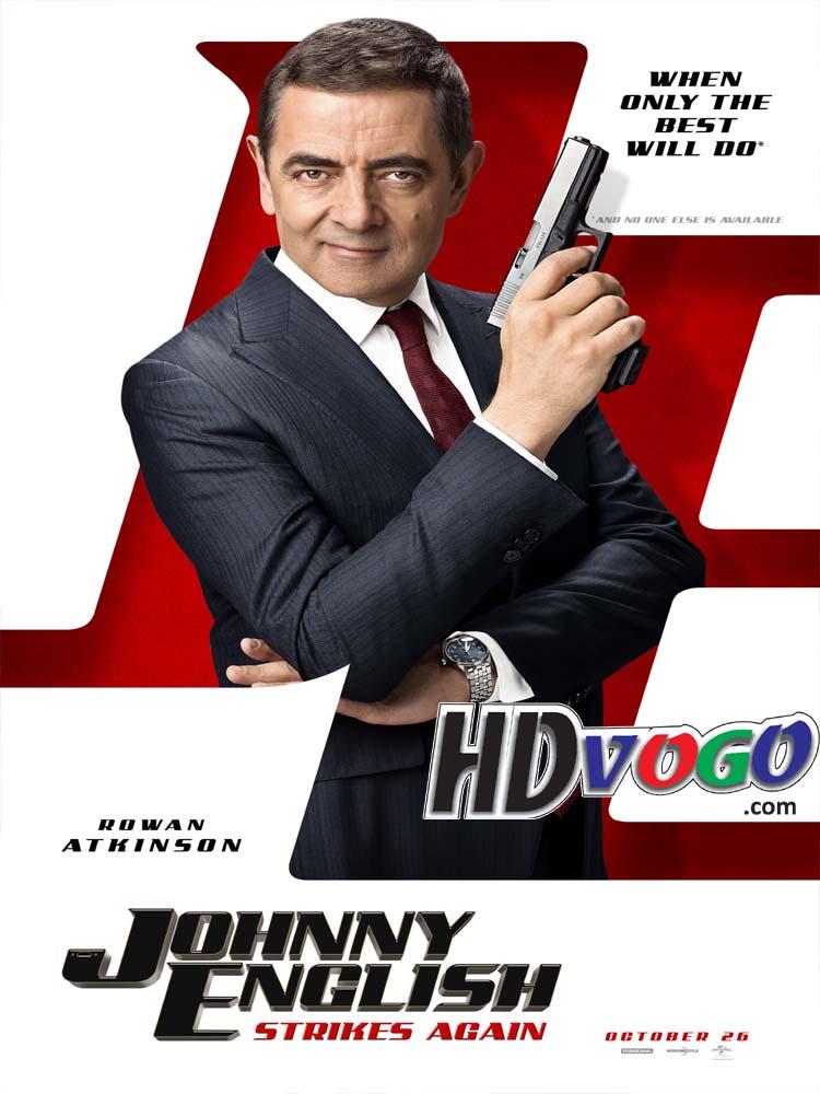 Download Film Johnny English Strikes Again 2018