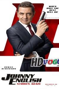 Johnny English Strikes Again 2018 in HD English Full Movie