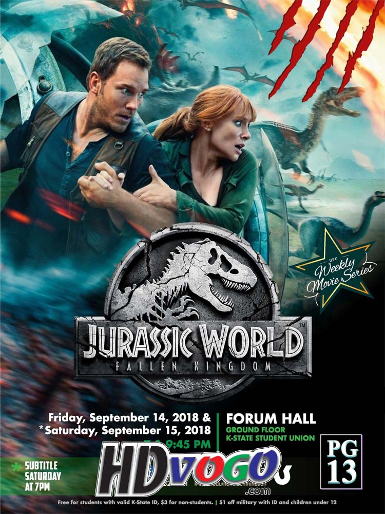 Jurassic World Stream English