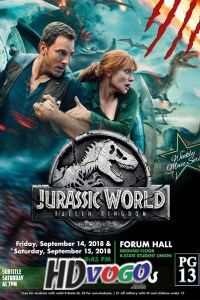 Jurassic World Fallen Kingdom 2018 in HD English Full Movie