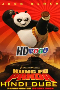 Kung Fu Panda 2008 in HD Hindi Full Movie Watch Online