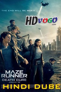 Maze Runner The Death Cure 2018 in HD Hindi Full Movie