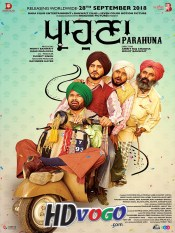 Parahuna 2018 in HD Punjabi Full Movie