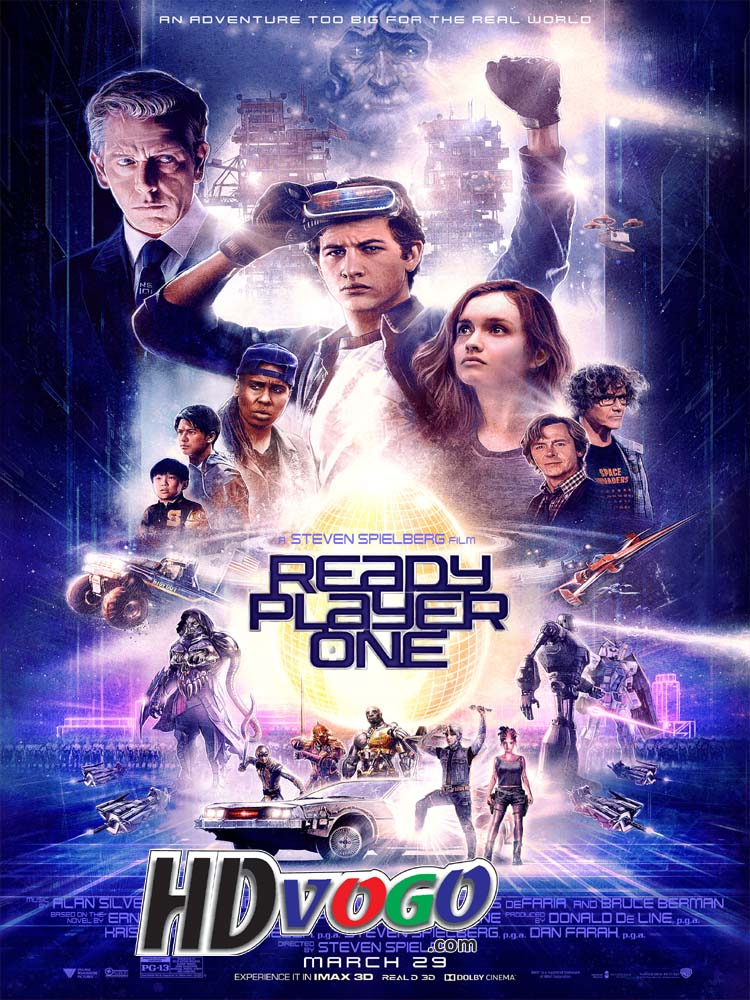Ready Player One (2018) 123 Movies Online