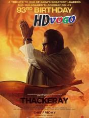 Thackeray 2019 in HD Hindi Full Movie