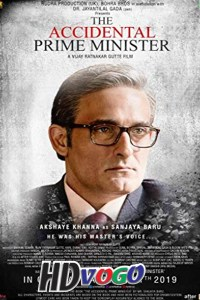 The Accidental Prime Minister 2019 in HD Hindi Full Movie