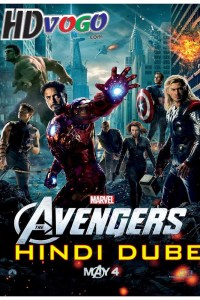 The Avengers 2012 in Hindi HD Full Movie