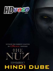 The Nun 2018 in HD Hindi Dubbed Full Movie