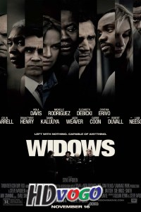 Widows 2018 in HD English Full Movie