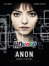 Anon 2018 in HD English Full Movie