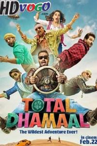 Total Dhamaal 2019 in HD Hindi Full Movie