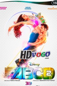 Any Body Can Dance 2 2015 in HD Hindi Full Movie