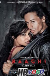 Baaghi 2016 in HD Hindi Full Movie