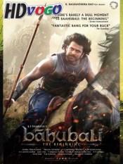 Baahubali The Beginning 1 2015 in HD Hindi Full Movie