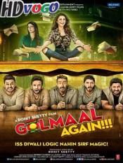 Golmaal Again 2017 in HD Hindi Full Movie