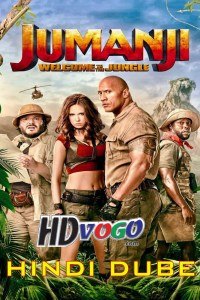 Jumanji Welcome to the Jungle 2017 in HD Hindi Dubbed Full Movie