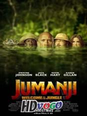 Jumanji Welcome to the Jungle 2017 in HD English Full Movie
