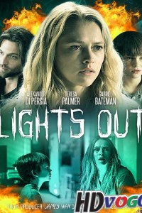 Lights Out 2016 in HD English Full Movie