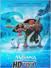 Moana 2016 in HD English Full Movie