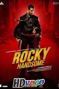 Rocky Handsome 2016 in HD Hindi Full Movie